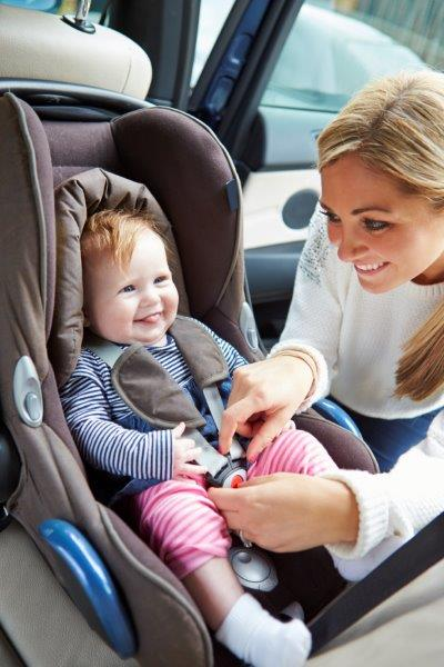 Free Child Car Seat Checks On Offer Around Derbyshire